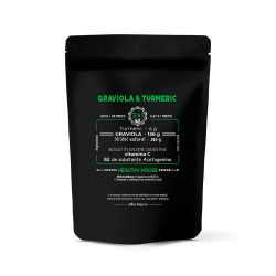 Graviola & Turmeric 400g (60 portii)