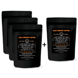 3+1 Daily Instant Coffee 7in1
